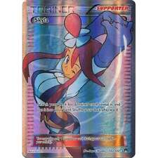 Pokemon XY Breakpoint Skyla - 122/122 - Full Art Ultra Rare
