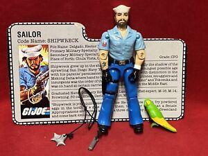 1985 Vintage Gi Joe.................SHIPWRECK
