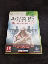 Jeu XBOX 360 Assassin's Creed Brotherhood PAL neuf sous blister