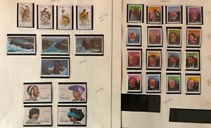 Lot of South Africa Transkei Year 1980-1983 Stamps MNH