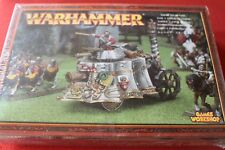 Games Workshop Warhammer The Empire Steam Tank Metal New Sealed WH40K Fantasy C3