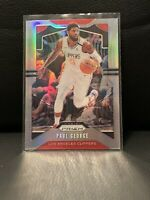 2019-20 Panini Chronicles Silver Holo  Prizm Update Paul George - Clippers SSP