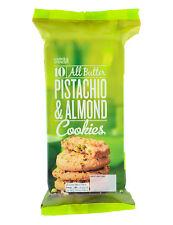 Marks & Spencer 10 Tous beurre Pistache & Amande Cookies