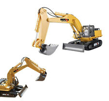 Rc Excavator Tractor with Metal Shovel Construction, 11 channels (fast shipping)