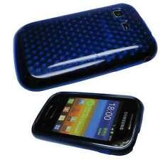 caseroxx TPU-Case voor Samsung S5300 Galaxy Pocket in blue gemaakt van TPU