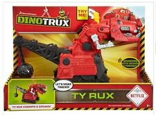 Dinotrux Sounds & Phrases Ty Rux 12-Inch Vehicle MATTEL TOY NEW IN BOX