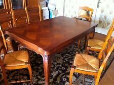 Table en Merisier + Chaises