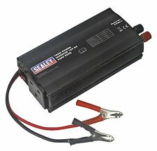 Sealey PI700 700W Power Inverter 12V DC - 230V 50Hz