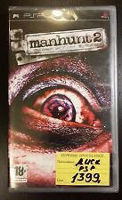 Manhunt 2 (Sony PSP) BRAND NEW&FACTORY SEALED