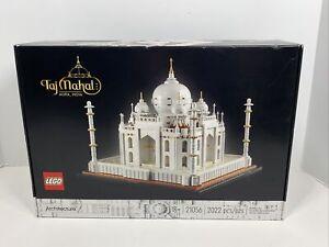 LEGO Architecture Taj Mahal Set 21056, NEW Factory Sealed!