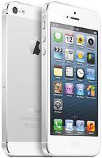 Apple iPhone 5 Black White 16GB International GSM & CDMA Unlocked Smartphone