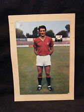 """Photographie Football Club de Metz Serge Bourdoncle Fin 1960"""