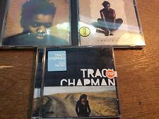 Tracy Chapman [3 CD Alben] Tracy Chapman + Crossroads + Our Bright Future