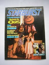 STARBURST magazine #82 June 1985