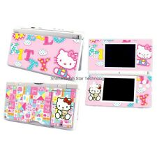 hello Vinyl kitty cat case Cover Decal for Nintendo DS Lite Sticker NDSL -116