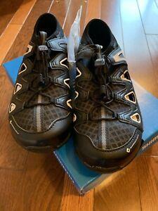 Shimano SH-CT46LW Black Casual Cycling Shoes (EUR 37, USA 4.5)
