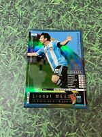 Panini WCCF 12-13 Lionel Messi Refractor card ARS Argentina FC Barcelona