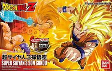 Figure Rise Standard Dragonball Z Super Saiyan 3 Goku model kit Bandai