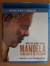 MANDELA:LONG WALK TO FREEDOM(Blu-ray/DVD/Digital HD 2014 & the making of Mandela
