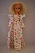 Pedigree SINDY doll European SWEET DREAMS blonde hair in original outfit 70's
