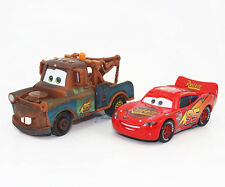 Disney Pixar Cars1 Tow Mater&Cars1 NO.95 Lightning Mcqueen Metal Diecast Car Toy