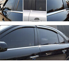 Chrome Window Line Sill Trim For 2010 2011 Hyundai Santa Fe