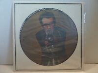 Elvis Costello My Aim Is True/This Year's Model Picture Disc Promo