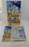 Metal Max 2 Video Game for Nintendo Super Famicom NTSC-J Japanese NSF BOXED