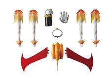 Bandai Super Robot Chogokin Mazinger Z Weapon Set SRC SOC Popy Godaikin