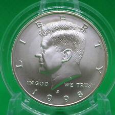 USA Half Dollar 1998 S Seidenglanz John F. Kennedy US Matte Finish RAR