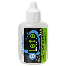 ELETE ELECTROLYTE DROPS 25ML. HELPS HYDRATION & RECOVERY FOR ENDURANCE SPORTS