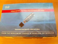 Linksys AE1000 Wireless-N USB adapter