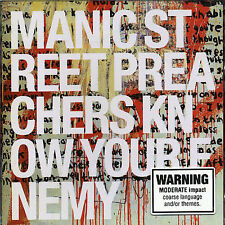 Know Your Enemy by Manic Street Preachers (CD, Mar-2001, Epic)