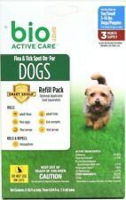 1 Box Bio Spot Active Care Toy Small Dog 5 To 14 Lbs Flea & Tick 3 Month Refill