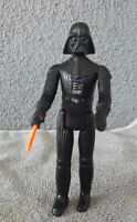 Vintage Darth Vader Star Wars Action Figure 1977 Hong Kong 3.75 Lightsaber GMFGI