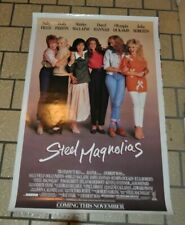 Steel Magnolias One Sheet Movie Poster Julia Roberts Dolly Parton Sally Fields