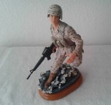 American Heroes Campaign Freedom VanMark figurine 1st Edition 1/2500 made