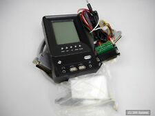 Platin Power LCD-TB-1 - LCD Desktop Multi-Control-Panel inkl. USB-Hub, Mic/Audio