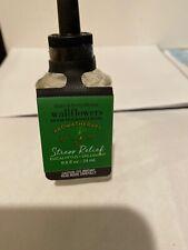 Eucalyptus Spearmint Wallflower Fragrance Bulb Refill Bath Body Works 0.8oz NEW