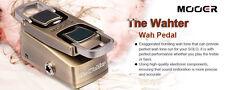 Mooer MMW Micro Series Compact The Wahter Mini Wah Wah Guitar Effects Pedal