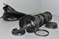Nikon DSLR DIGITAL fit 200mm portrait lens  D3100 D3200 D3300 D3400 D3500 D5500