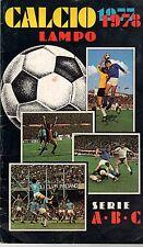 ALBUM FIGURINE=CALCIO LAMPO 1977-78= NON COMPLETO