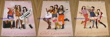 GIRLS' GENERATION SNSD Goobne 2011 OFFICIAL 3 BROMIDE SET NEW