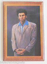 Kramer Painting FRIDGE MAGNET (2.5 x 3.5 inches) seinfeld  tv show