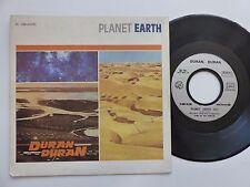 DURAN DURAN Planet earth 2C008 64296 FRANCE RRR