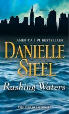Rushing Waters by Danielle Steel (2017, Paperback) VG Free Shipping