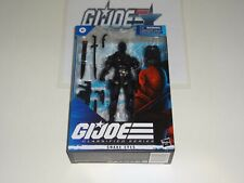 GI JOE 2020 CLASSIFIED SNAKE EYES NIB