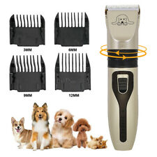 Dog Toe Nail Clippers Electric Paw Trimmer Rechargeable for Medium to Large Dogs
