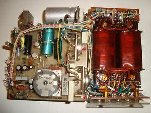 Netzteil  EKD 300, 500,  geprüft mit Schutzschaltung,  RFT / Funkwerk Köpenick