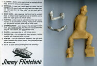 Jimmy Flintstone 1:25 The Burger King Resin Figure Kit #JF70U